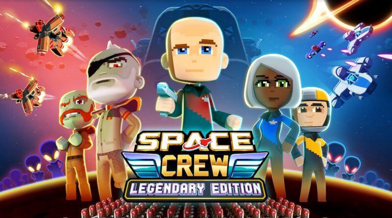 Space Crew: Legendary Edition è ora disponibile su PC e console