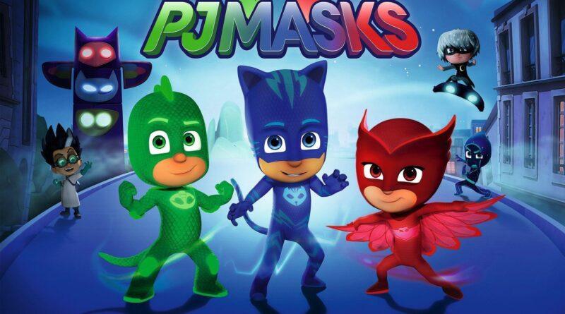 PJ MASKS: EROI DELLA NOTTE: in arrivo anche su Nintendo Switch!