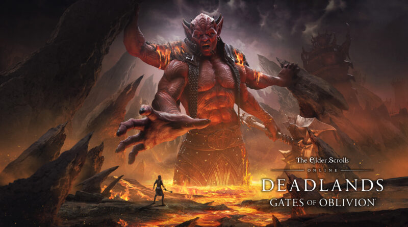 The Elder Scrolls Online - Deadlands in uscita il 1 novembre