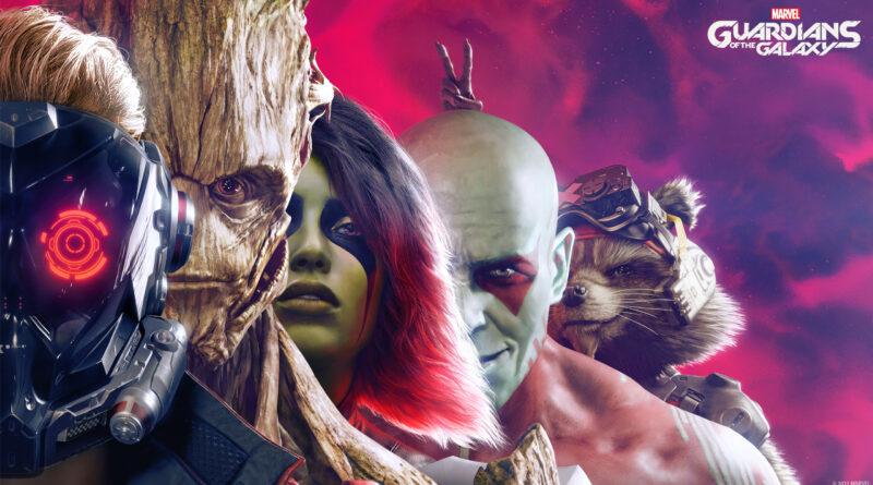 Marvel's Guardians of the Galaxy nuovo spot doppiato in italiano