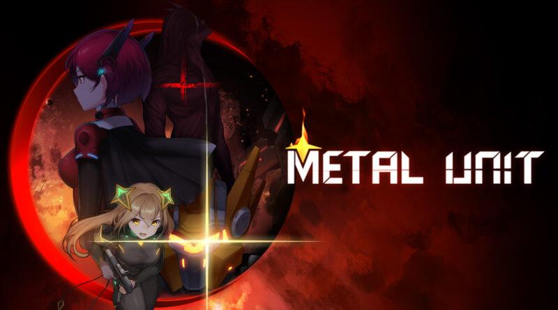 Metal Unit: Sono disponibili le edizioni fisiche su Super Rare Games