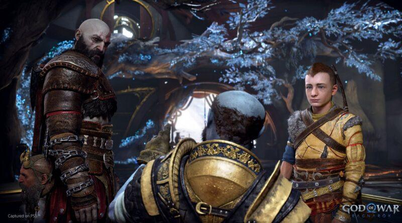 God of War Ragnarok – nuovi dettagli dal sito di PlayStation