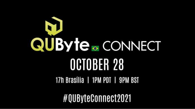 QUByte Connect 2021 è stato fissato per il 28 ottobre