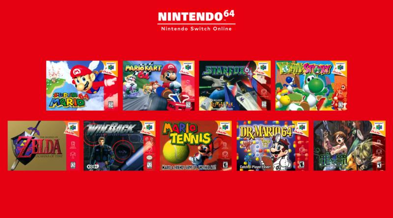 I giochi del Nintendo 64