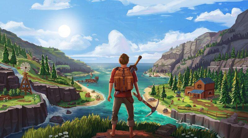 In Len's Island, i giocatori possono scegliere il proprio stile di gioco, scegliere una vita semplice o prendere una spada e dirigersi verso i misteri che si nascondono