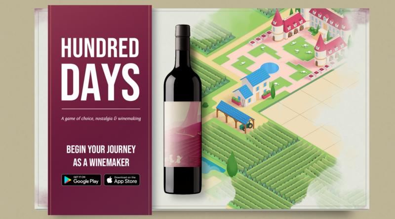 """Crea e gestisci il tuo vigneto nel simulatore viticolo """"Hundred Days"""", ora disponibile per dispositivi mobile"""