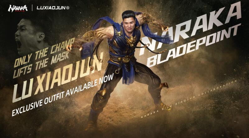 E' stato svelato il nuovo outfit esclusivo di Lu Xiaojun per Naraka: Bladepoint
