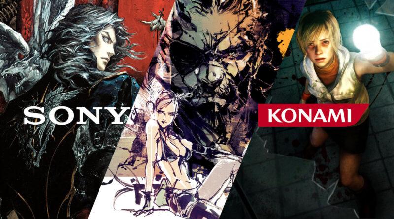 Andy Robinson di VGC si sbottona su Konami e i suoi progetti