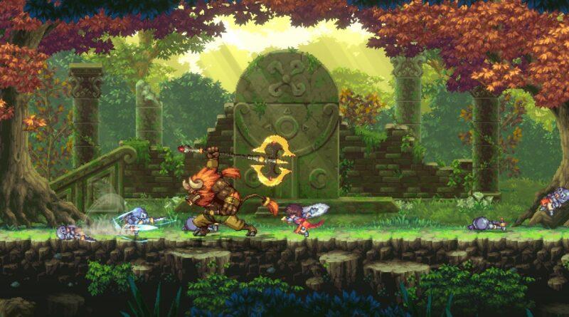 """Annunciato un nuovo metroidvania """"Souldiers"""" per Nintendo Switch"""