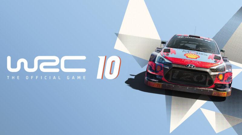 WRC 10: nuovi contenuti storici in un aggiornamento gratuito