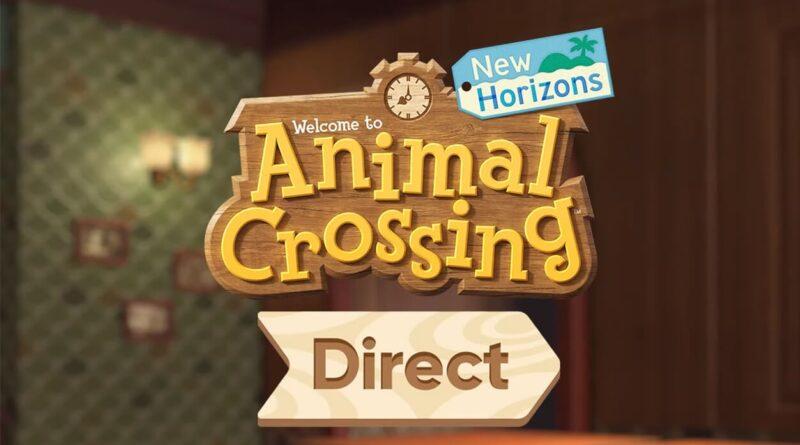 Animal Crossing New Horizons – ecco tutte le novità del Direct dedicato!