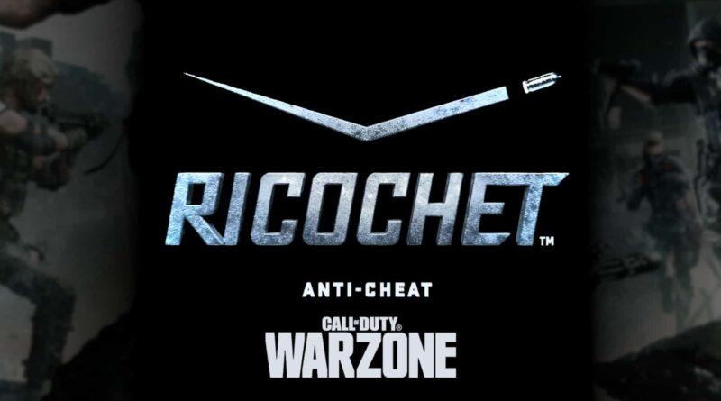 RICOCHET Anti-Cheat combatte i cheater in Warzone e Vanguard;