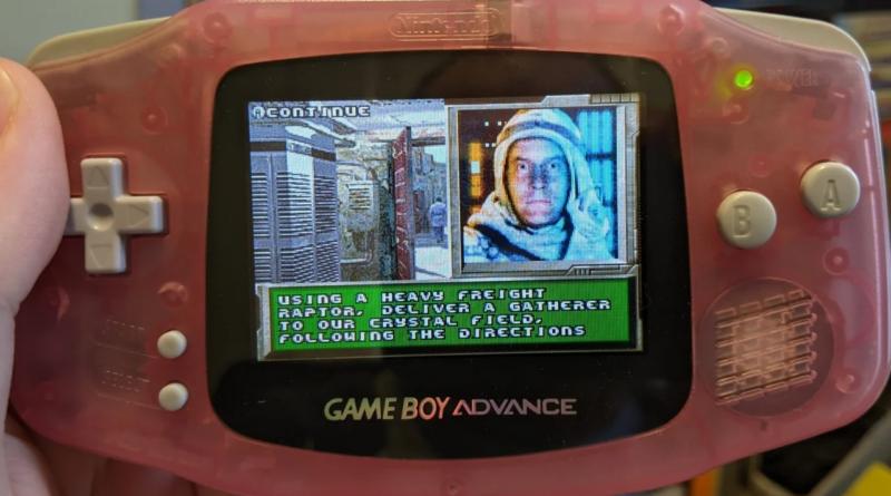 Dune – Un gioco cancellato per il Game Boy Advance torna alla luce.