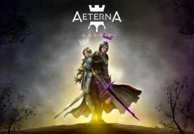 Aeterna Noctis presenta armi e una nuovissima area