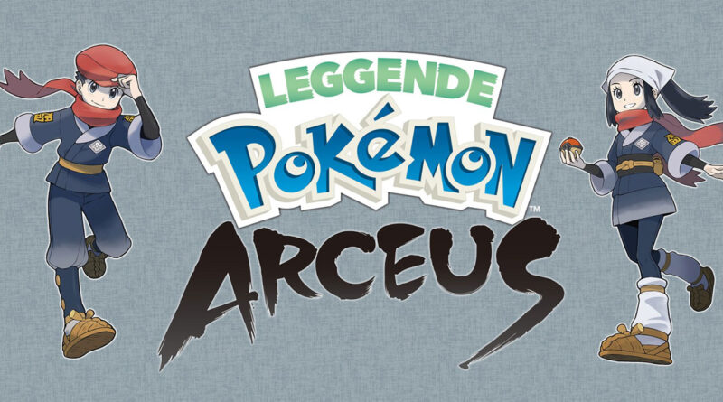 RUMOR – Leggende Pokémon: Arceus potrebbe avere nuovi Pokémon leggendari e non solo..