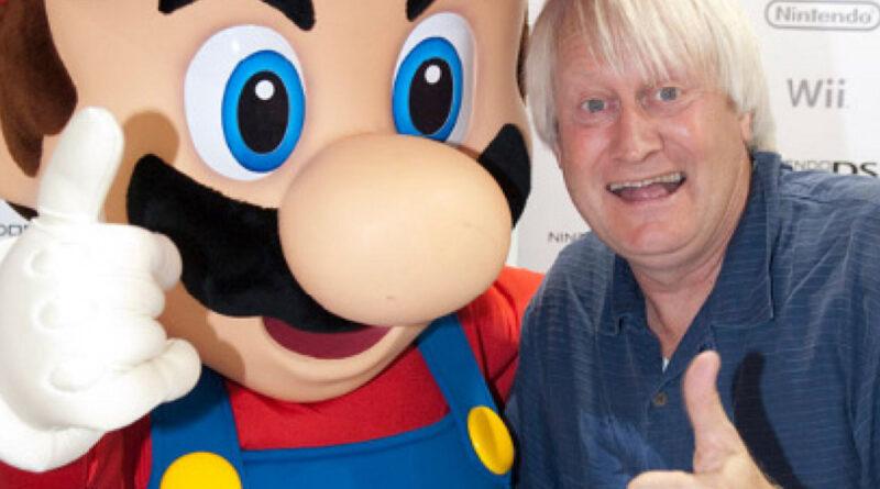 """Charles Martinet vuole doppiare Super Mario """"finché avrà vita"""""""