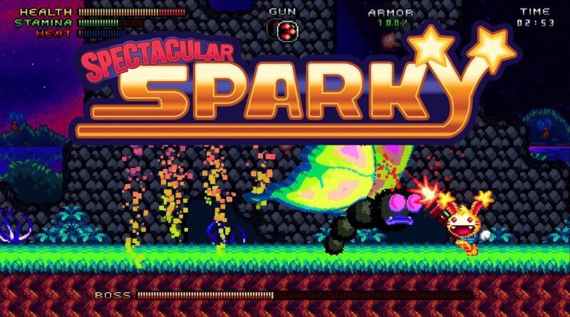 Spectacular Sparky – trailer di lancio