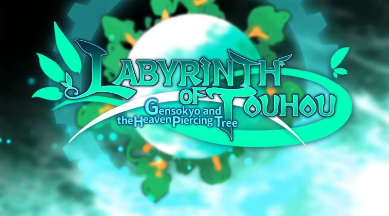 Labyrinth of Touhou: Gensokyo and the Heaven-Piercing Great Tree