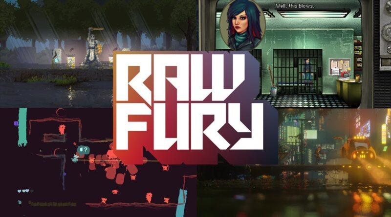 Raw Fury ha davvero confezionato un sacco di giochi in questo periodo.