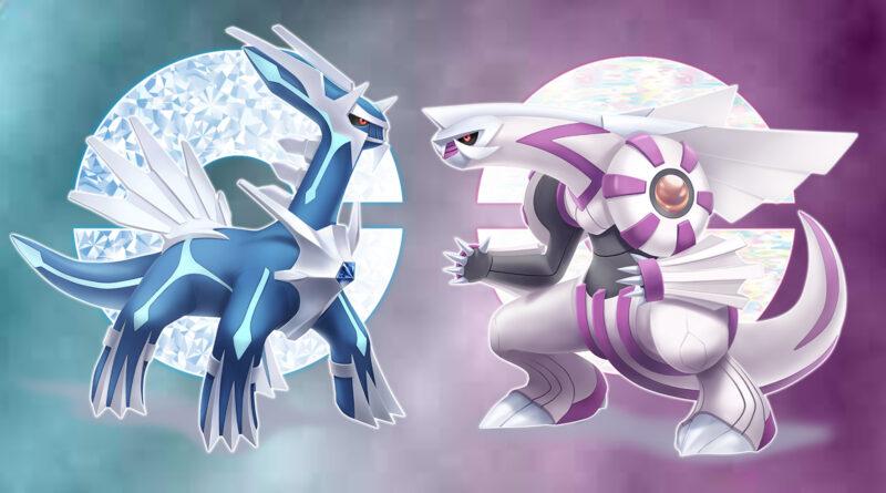 Pokemon Diamante e Pokemon Perla