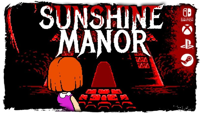 Sunshine Manor in arrivo per Playstation, Xbox  e Nintendo Switch