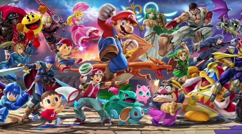 Smash Bros Ultimate: Il personaggio finale verrà rivelato in una presentazione in streaming.