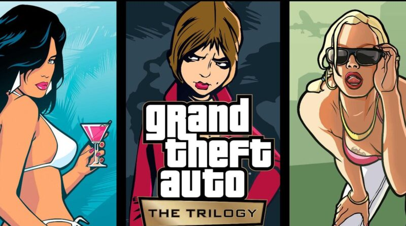 Grand Theft Auto: The Definitive Trilogy